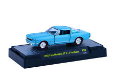 M2 Machines DETROIT-MUSCLE 1965 FORD MUSTANG GT 2+2 FASTBACK MINT IN BOX