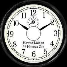 How to Live on 24 Hours a Day - MP3 CD Audiobook in paper sleeve