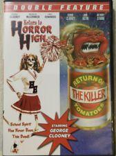 Return of the Killer Tomatoes/Return to Horror High (DVD, 2012,)