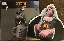 The Kinks - Arthur or The Decline and Fall of The British LP - 1969 w/ INSERT