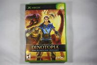 Dinotopia Sunstone Odyssey (Microsoft Xbox) NEW Factory Sealed Near Mint