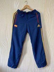 SPAIN 2012 2013 FOOTBALL SOCCER PANTS ADIDAS X37326 sz S
