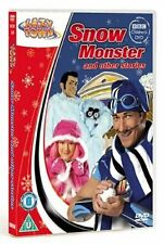 LazyTown - Snow Monster & Other Stories [DVD].