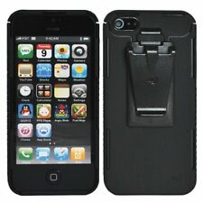 Nite Ize Connect Black Mobile Phone Case for iPhone 5/5S & SE