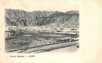 BR44472 Camel market Aden yemen