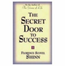 The Secret Door to Success by Florence Scovel Shinn (2003, Hardcover, Reprint)
