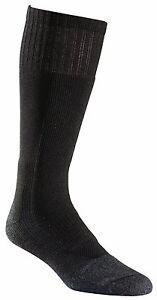 Fox River Wick Dry Military Maximum Mid-Calf Boot Socks, Black, MPN #6074