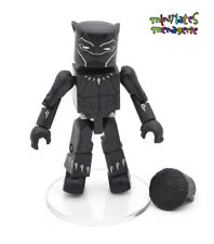 Marvel Minimates Toys R Us Avengers Infinity War Movie Wave 2 Black Panther