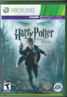 Harry Potter and the Deathly Hallows: Part 1 (Xbox 360,2010) (Complete) 🍀🍀🍀