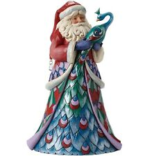 Jim Shore Heartwood Creek - Santa Style Figur *NEU & OVP*