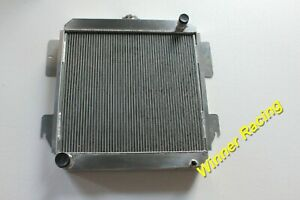 Direct replacement radiator Fit Chrysler 300 1964-1965 ALUMINUM 56mm 2 ROWS