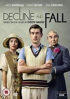 Decline and Fall Dvd Nuevo DVD (av3352)