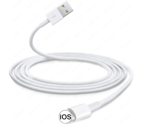 3 Meter Genuine iPhone Charger Fast For Apple Cable USB Lead 13 12 11 7 8 XS XR