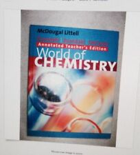 World of Chemistry by Donald J. DeCoste, Susan A. Zumdahl and Steven S. Zumdahl…