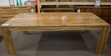 Bunbury Dining Table - 2400mm - Solid Marri Timber