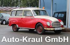 DKW Auto Union (F94) 1000, Universal, sehr seltener Oldtimer, Rechtslenker