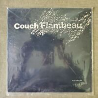 """Couch Flambeau - The Day The Music Died, 12"""" 33 rpm vinyl LP, SWBO 101, 1985 USA"""