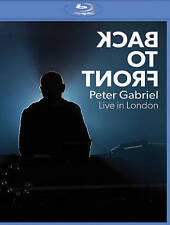 Peter Gabriel: Back to Front (DVD, 2014)