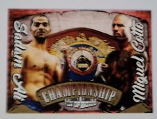 Miguel Cotto vs Sadam Ali 2017 4LUVofBOXING Boxing Card Limited Print
