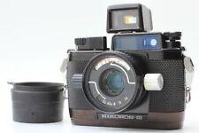 【NEAR MINT】 Nikon NIKONOS III Underwater Camera w/ 35mm f2.5 View Finder JAPAN