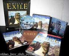 MYST III EXILE COLLECTOR'S EDITION GIOCO USATO COME NUOVO PC EDIZIONE ITALIA RTO