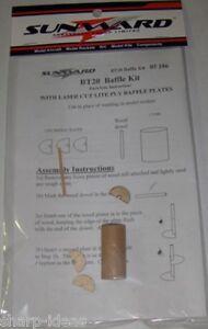 Baffle Kit for BT20 Body Tube - Build Your Model Rocket - NEW
