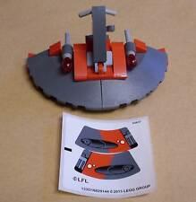 Lego Star Wars Sith Speeder aus Set 75001 Zubehör Neu mit Aufkleber