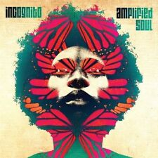 INCOGNITO - AMPLIFIED SOUL  CD NEU
