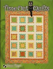 Time Out Quilts, Quilt Book from Atkinson Designs, ATK-607