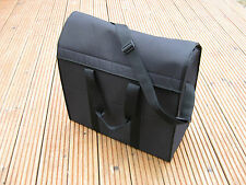NEW carry/storage bag suitable for BROMPTON FOLDING BIKE, Custom Black B Bag