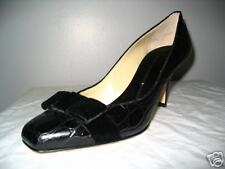 BLACK CROC GIUSEPPE zanotti dream heels pumps 36.5 6.5