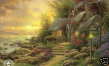 "Thomas Kinkade,""SEASIDE HIDEAWAY"" - Two (2) Post Cards  NEW"