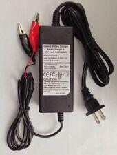 2 Amp Battery SMART Charger for SLA (Sealed Lead Acid) Battery