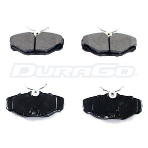 Rear Brake Pads DuraGo Ceramic BP610C