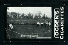 More details for rare ogden tabs f 1902 fatty foulke of sheffield united - saves brilliantly