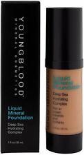 YOUNGBLOOD Liquid Mineral Foundation - Golden Tan  (1 oz / 30 ml)