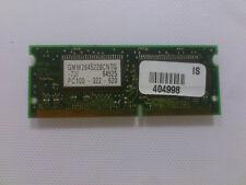 4M X 64 SYNCHRONOUS DRAM MODULE GMM2645228CNTG