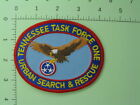 713 Tennessee Task Force One Urban Search & Rescue Patch Fire US&R USAR
