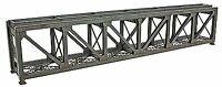 WALTHERS CORNERSTONE HO SCALE 109' 1-TRACK PRATT DECK TRUSS BRIDGE KIT 933-4520