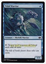 4x Tidal Warrior (marées Guerrier) Merfolk vs. Les gobelins Magic MTG