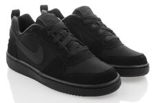 Nike Court Borough Low GS 839985001 Nero Sneakers alte 38.0 38.5 39.0 Eur39.0/24.5cm/uk6.0/us6.5