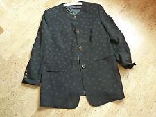 Tolle schwarze Jacke Longjacke Blazer von Jobis Gr. 44