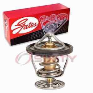 Gates Engine Coolant Thermostat for 2000-2006 GMC Yukon XL 1500 5.3L 6.0L V8 yv