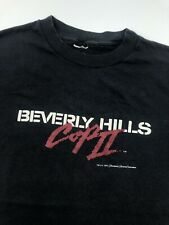 New listing Vintage 80s Beverly Hills Cop 2 Movie T Shirt Paramount Pictures Single Stitch S