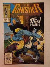 The Punisher Larsen Baron Williams Volume 2 #23 Marvel Comics September 1989 NM