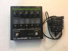TC Electronic NR-1 Nova Reverb Programmable Digital Rare Guitar Effect Pedal