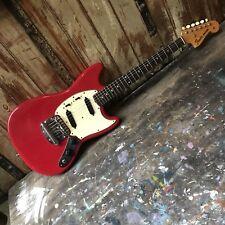 1964 Fender Mustang Dakota Rouge Pré CBS classique
