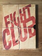 Fight Club [Two-Disc Collector's Edition] Edward Norton, Brad Pitt, Complete
