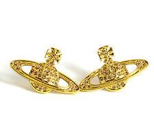 Vivienne Westwood Gold Costume Earrings