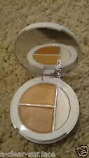Sheer Cover TAN+DARK CONCEALERS w/ BRIGHTENER for shading & contouring NEW $0s/h
